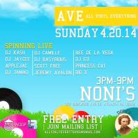 All Vinyl Everything 4.20