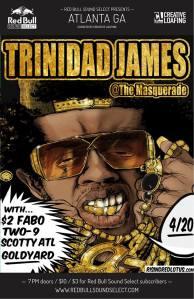 Trinidad James 4.20