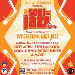 soul of jazz live
